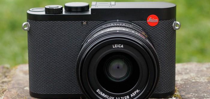 Полнокадровая компактная камера Leica Q2 обойдется в 5000 долларов