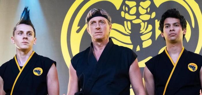 Второй сезон Cobra Kai стартует в апреле