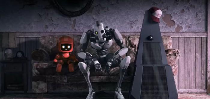 Пришельцы, роботы и демоны — новый трейлер Love, Death & Robots