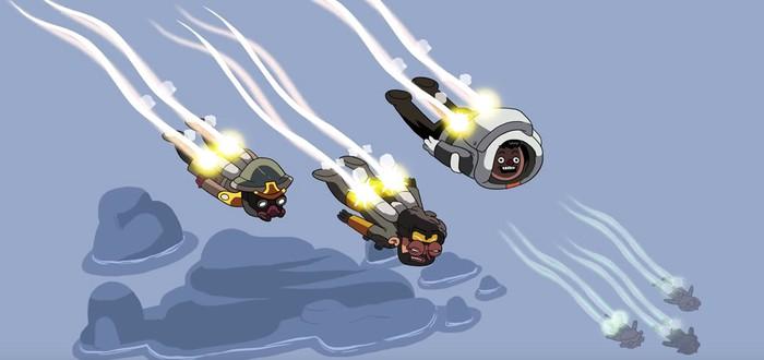 Пародийная анимация Apex Legends о трудностях игры с незнакомцами