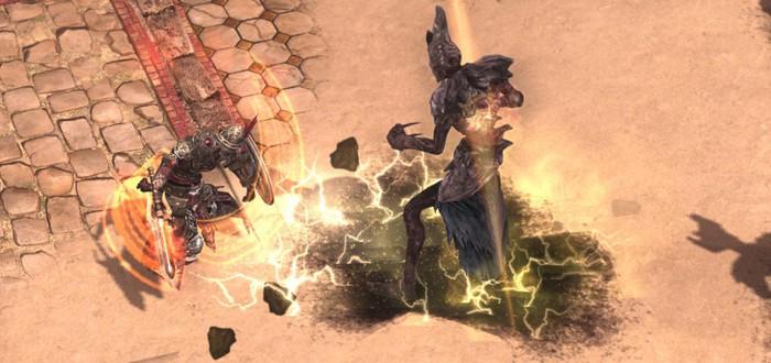 Дополнение Grim Dawn: Forgotten Gods выйдет в конце марта