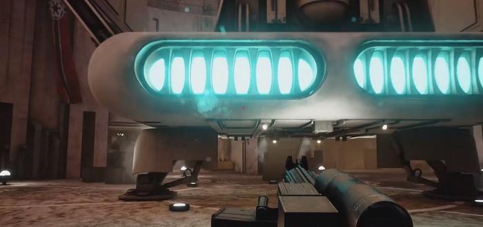 Бывший геймдизайнер Obsidian перенес первый уровень Star Wars: Dark Forces на Unreal Engine 4