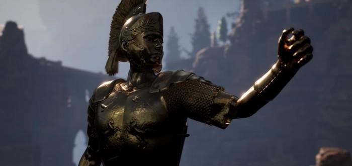 На Xbox One выйдет The Forgotten City — бывший мод для Skyrim
