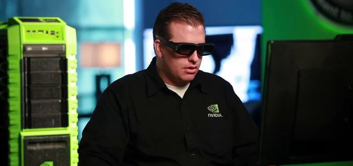 Nvidia прекратит поддержку 3D-очков в апреле