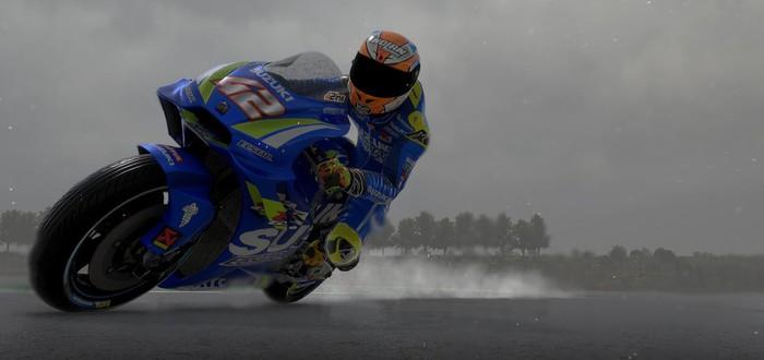 Дебютный трейлер мотосимулятора MotoGP 19