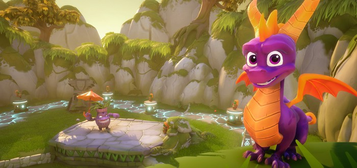 В Spyro Reignited Trilogy добавили субтитры спустя четыре месяца после релиза