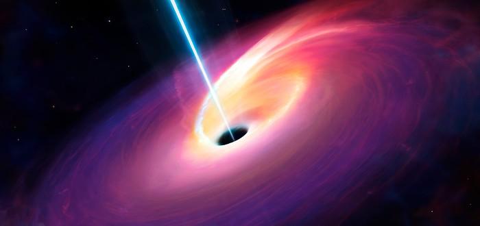 Halo Drive — концепция для космических полетов при помощи черной дыры