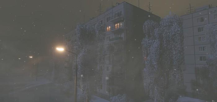 """""""ШХД: Зима"""" — в Steam вышел проект о жизни в российской панельке"""