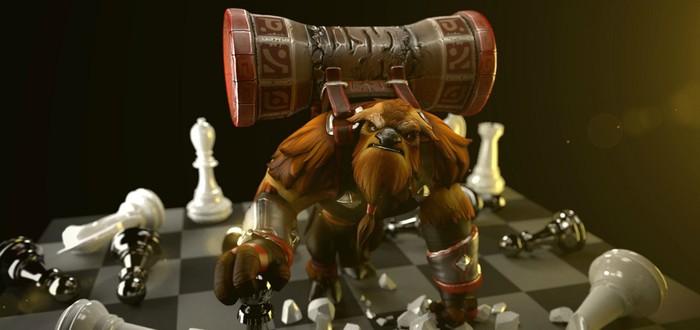 Dota Auto Chess стала мобильной игрой — пока только в Китае