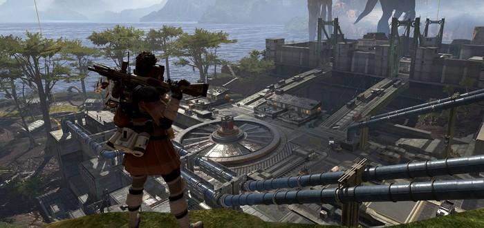 Игрок Apex Legends подставил выстрелы из игры под трек The xx — Intro