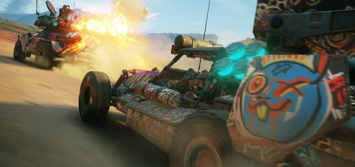 Rage 2 выдаст 60 fps на PS4 Pro и Xbox One X