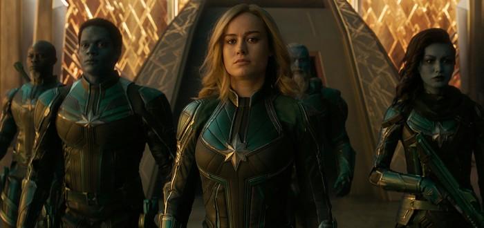 "Box Office: За две недели ""Капитан Марвел"" собрал $760 миллионов"