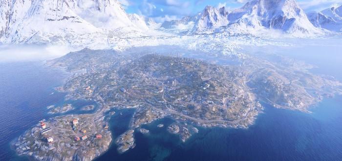 Карта баттл-рояля Battlefield 5 будет самой масштабной в серии
