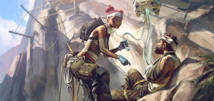 Дробовик Мозамбик вдохновил игроков Apex Legends на помощь одноименной стране