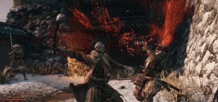 Новый геймплей и 4K-скриншоты Sekiro: Shadows Die Twice