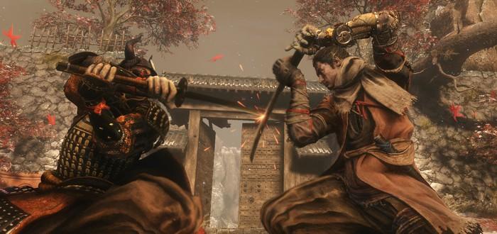 Sekiro: Shadows Die Twice — еще одна игра From Software с плохим фреймпейсингом