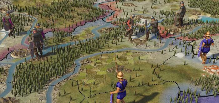 В Imperator: Rome будет мощный инструментарий для моддинга