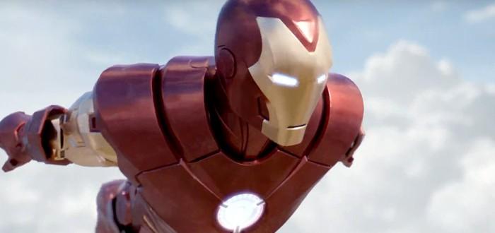 Для PS VR анонсирован Iron Man VR