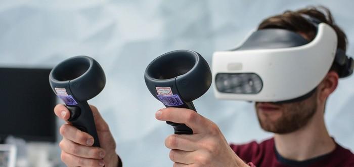 VR-девайс Vive Focus Plus выйдет в середине апреля