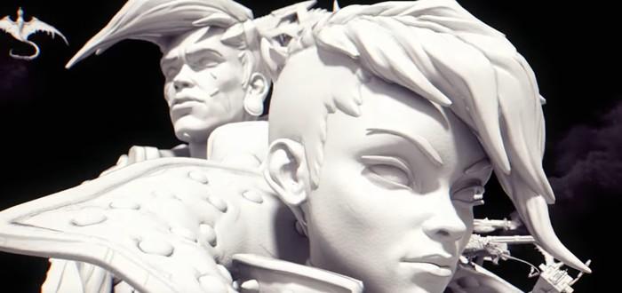 Gearbox показала первый тизер новой части Borderlands