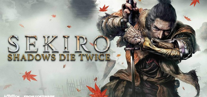 Блог: Стрим Sekiro: shadows die twice