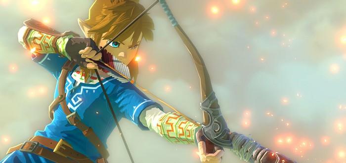 Monolith Soft работает над следующей частью The Legend of Zelda
