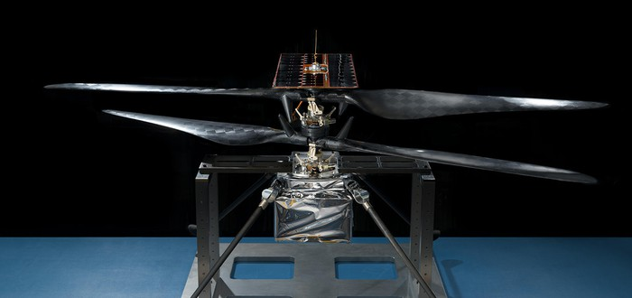 NASA доказала, что вертолет сможет летать на Марсе