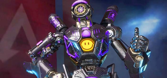 """Respawn """"случайно"""" опубликовала скриншот с новым оружием Apex Legends"""