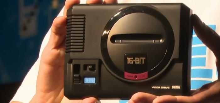 Sega Mega Drive Mini поступит в продажу с 19 сентября