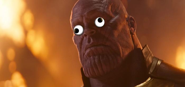 Кто-то сделал видео, где Человек-муравей побеждает Таноса забравшись к нему в зад