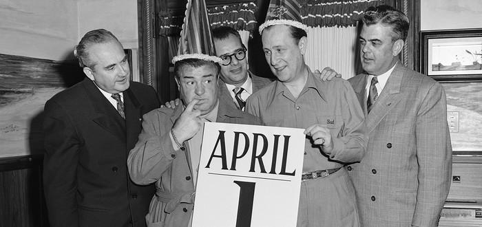 Все дурацкие и несмешные шутки на первое апреля