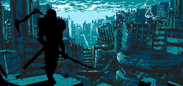 Девять минут геймплея 2D-платформера Cyber Shadow