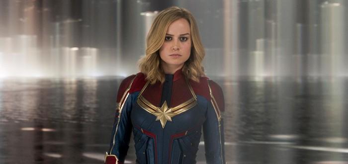 Box Office: Капитан Марвел не долетела до миллиарда