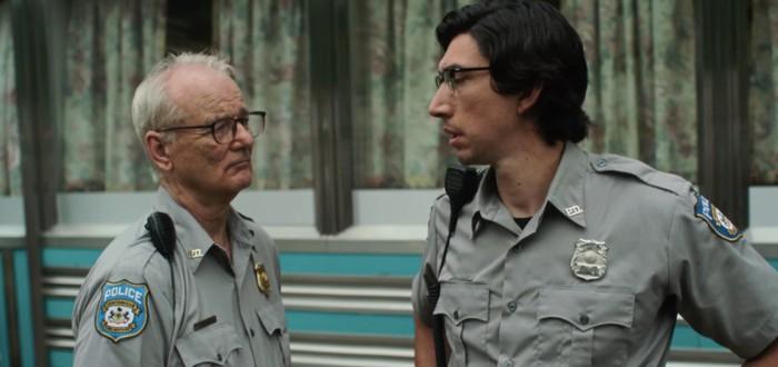 Билл Мюррей и Адам Драйвер убивают зомби в трейлере The Dead Don't Die