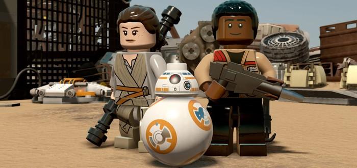 LEGO выпустит классические наборы Star Wars в честь 20-летия сотрудничества
