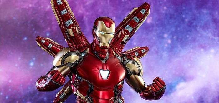 Hot Toys представила детализированную фигурку Железного Человека