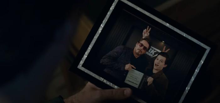 """Железный человек в новом трейлере """"Мстители: Финал"""""""