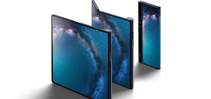 На Huawei Mate X тоже обнаружили линию изгиба на дисплее
