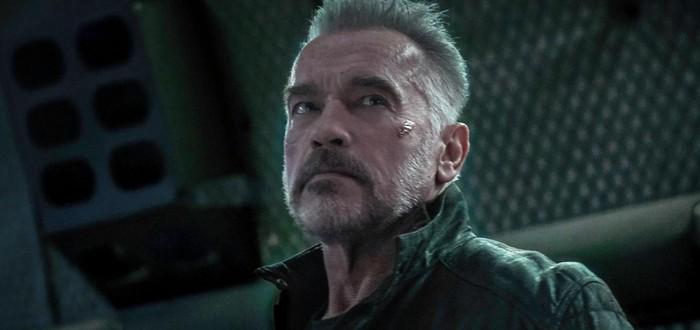 Постаревший Арнольд Шварценеггер на первых кадрах Terminator: Dark Fate