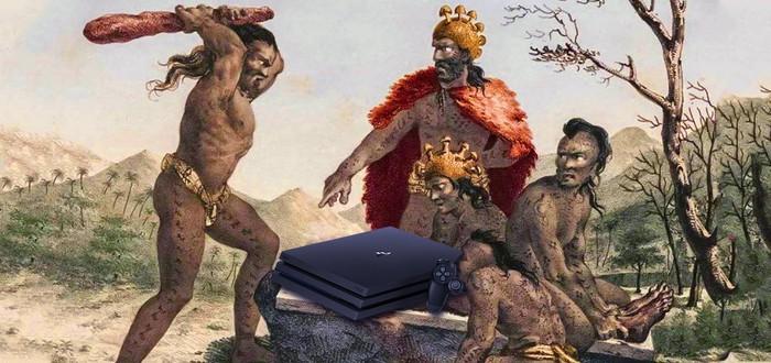Жуткое видео: Отец заставил сына разбить PS4 из-за плохих оценок
