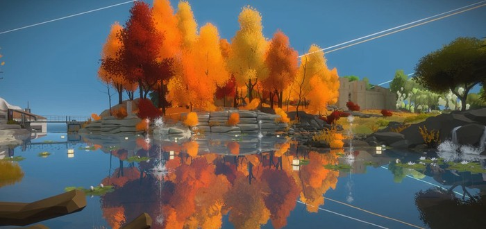 The Witness стала бесплатной на 2 недели в Epic Games Store