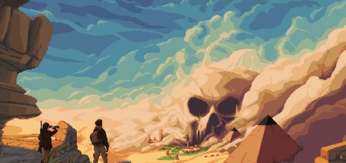 Вышел релизный трейлер пиксельной стратегии Pathway
