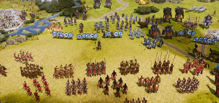 Анонсирована стратегия Fantasy General 2