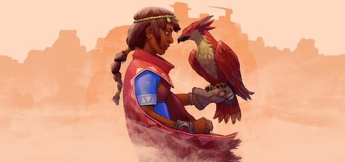 Релизный трейлер адвенчуры Falcon Age