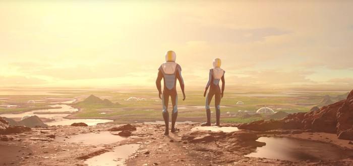 Surviving Mars получит расширение Green Planet с терраформингом и озеленением