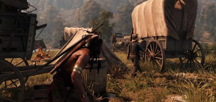 Первый тизер вестерна про индейцев This Land is My Land
