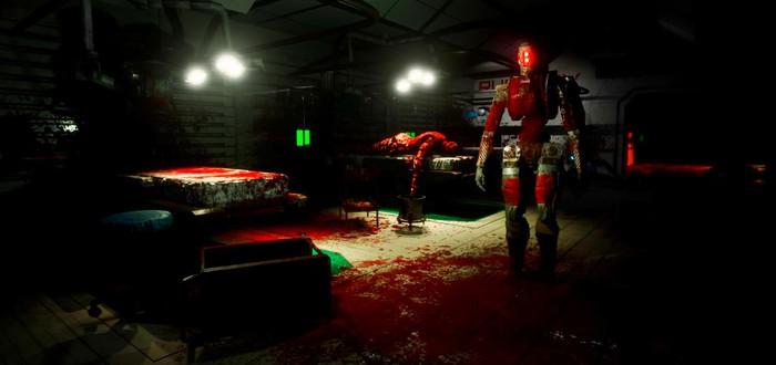 Первый геймплей фантастического хоррора Negative Atmosphere