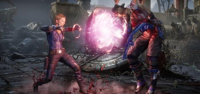 Слух: Патч первого дня для Mortal Kombat 11 на Switch займет 16 ГБ