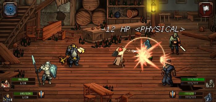 Разработчики Sin Slayers: The First Sin вышли на Kickstarter