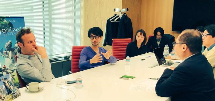 Кодзима участвовал в выборе названия движку Decima